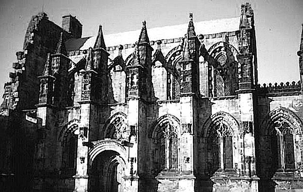 beehive rosslyn-chapel